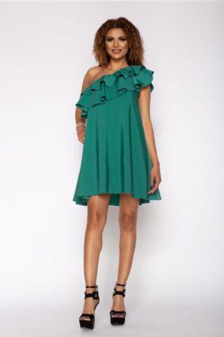 Rochie Eleganta Innab Charisma Verde 2