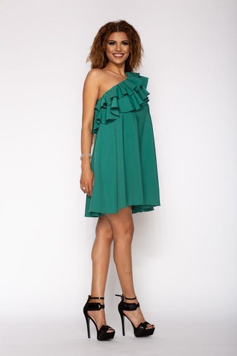 Rochie Eleganta Innab Charisma Verde 3