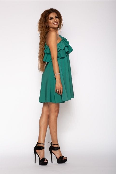 Rochie Eleganta Innab Charisma Verde 4