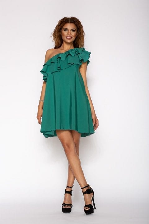 Rochie Eleganta Innab Charisma Verde 7