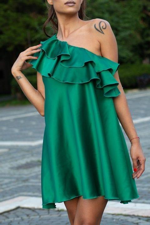 Rochie Eleganta Charisma Verde 2