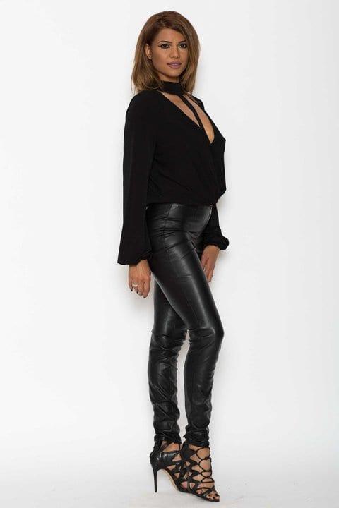 Bluza Dama Katia Neagră