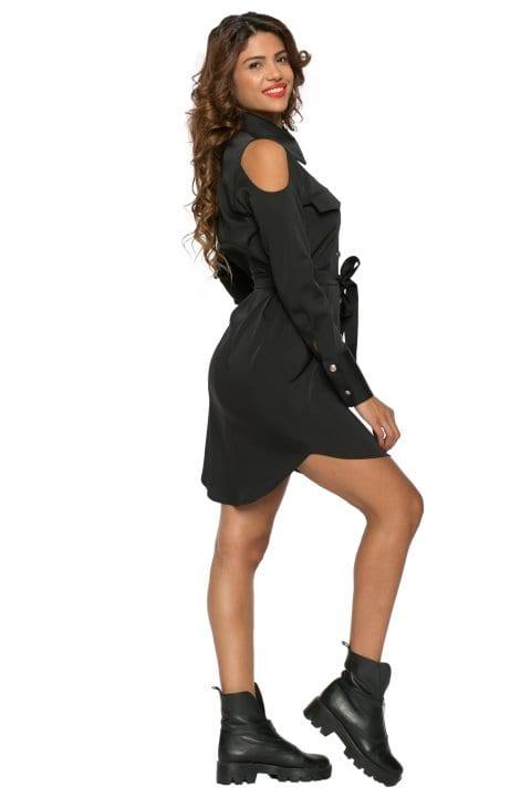 Camasa tip rochie Antonia