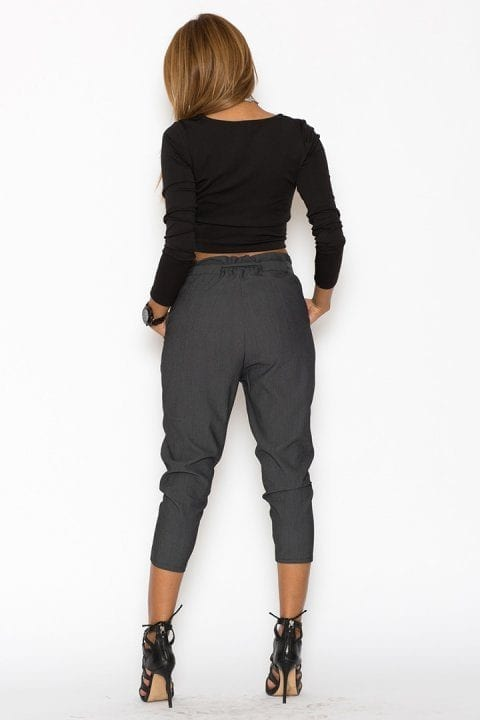 Pantaloni Dama Katias Gri 3