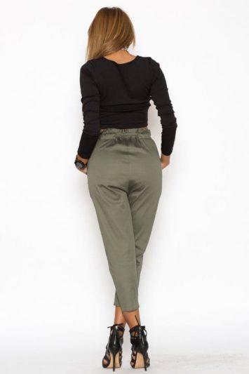 Pantaloni Dama Katias Kaki 3