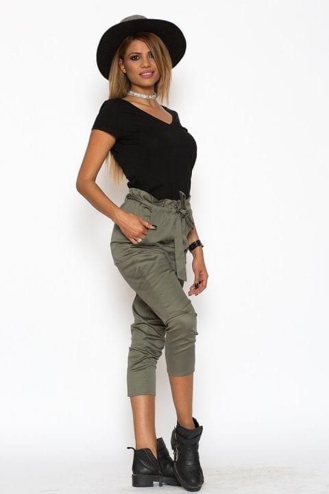 Pantaloni Dama Katias Kaki