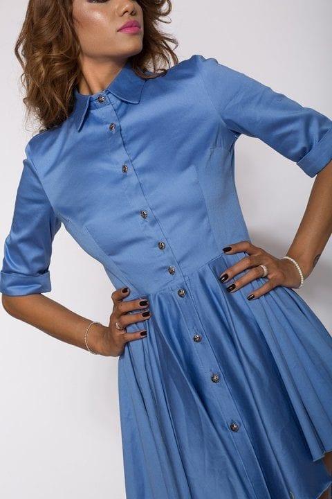 Rochie Eleganta X Bleu 3