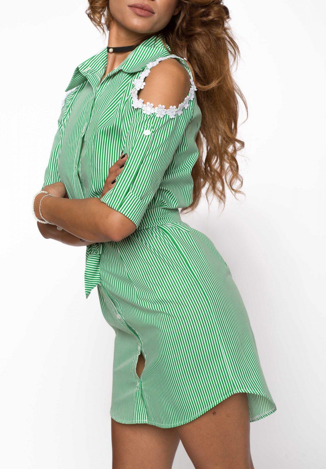 Camasa Gloria Green (1)