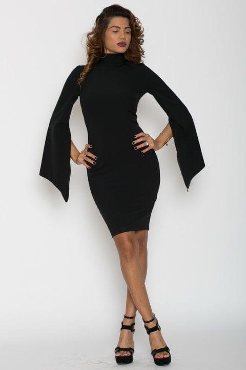 Rochie De Seara J'adore Neagra 4