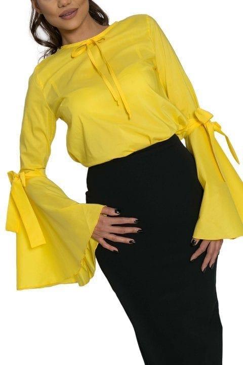 Bluză Damă Lydia Galbena 2