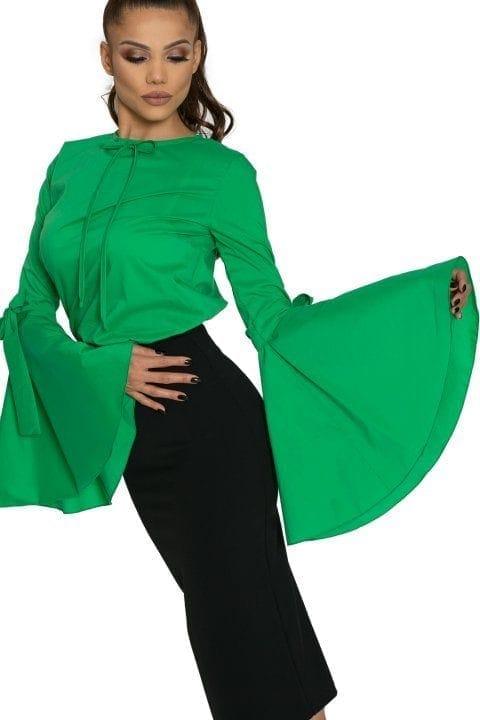 Bluza Dama Lydia Verde 2