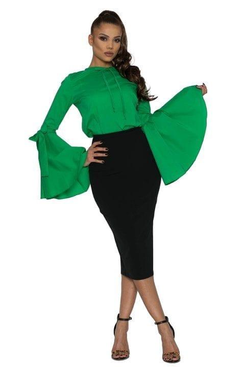 Bluza Dama Lydia Verde 4