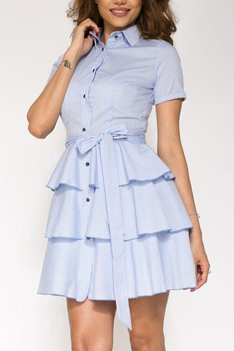 Rochie De Zi Cybill Bleu 2