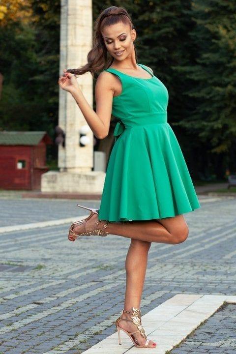 Rochie De Seara Patricia Verde 4