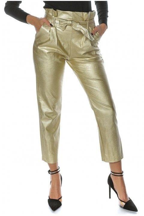Pantalon Dama Piele Eco Nayan Aurii2