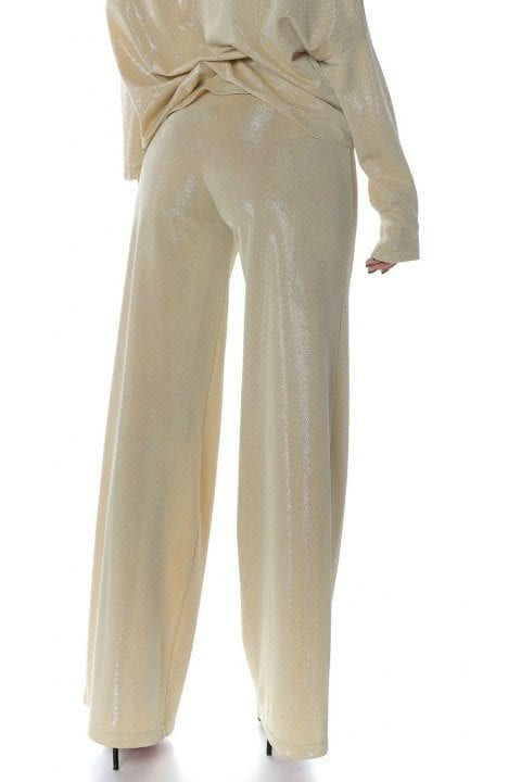 Pantaloni Dama Aurii Magnifieque 2