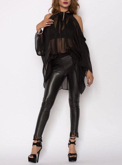 Bluza dama Raven neagră