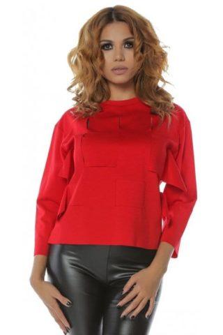 Bluza dama casual rosie Clary