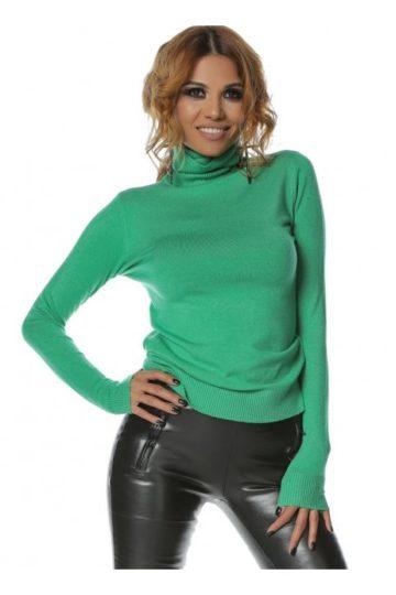 Helanca de dama verde