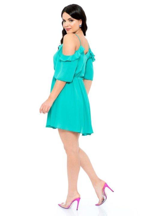 Rochie Casual Ami Verde Smarald