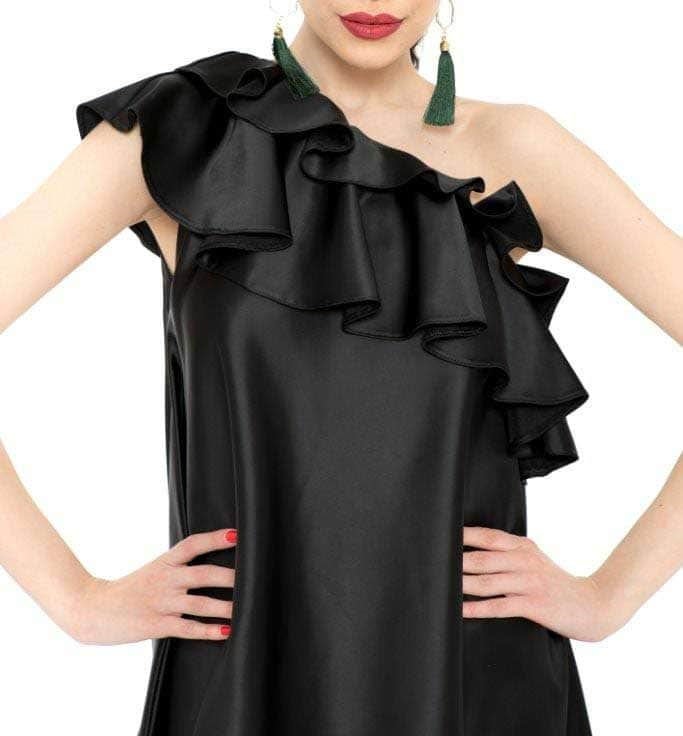 Rochie Eleganta Charisma Negru 5