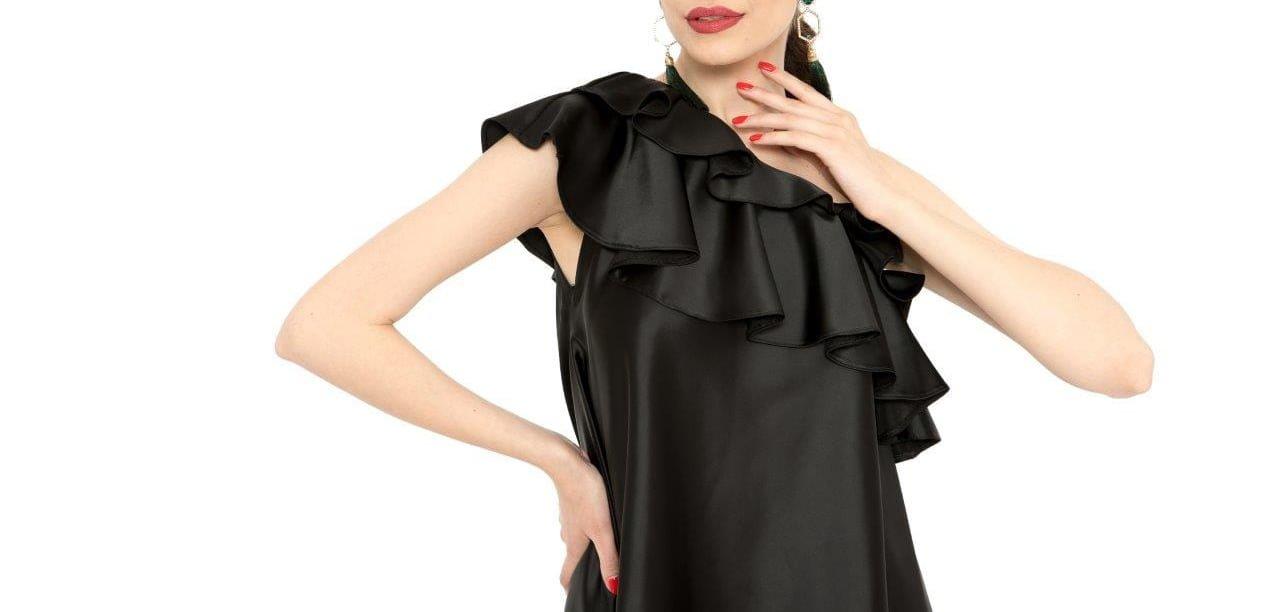 Rochie Eleganta Charisma Negru 6