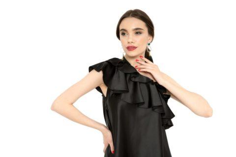 Rochie Eleganta Charisma Negru (6)