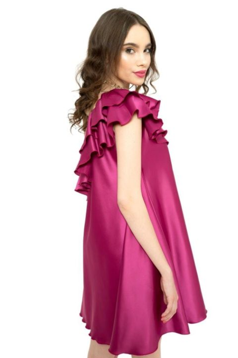 Rochie Eleganta Charisma Orhidee (7)
