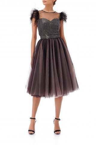 Rochie din tulle