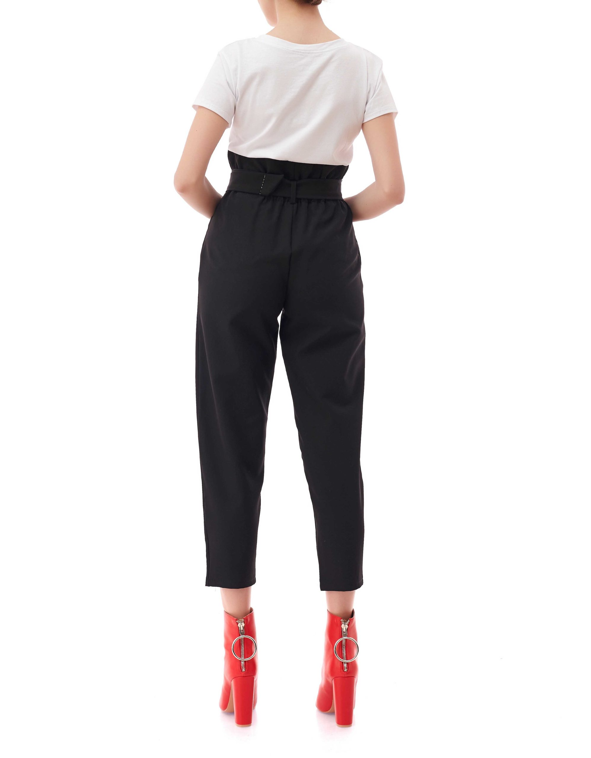 Pantaloni Cu Talie Inalta Lady (1)