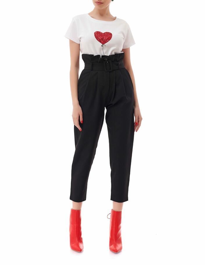 Pantaloni Cu Talie Inalta Lady (3)